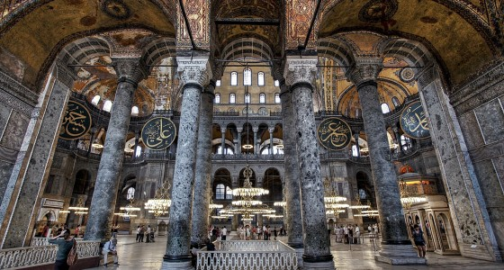 Istanbul Hagia Sophia Topkapi Palace, Mercan Tourism Full Day City Tour in Istanbul with Best services and best available rates